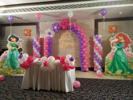 Birthday Party Decorator
