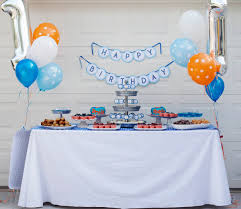 Bubbles and Brunch theme party decorations